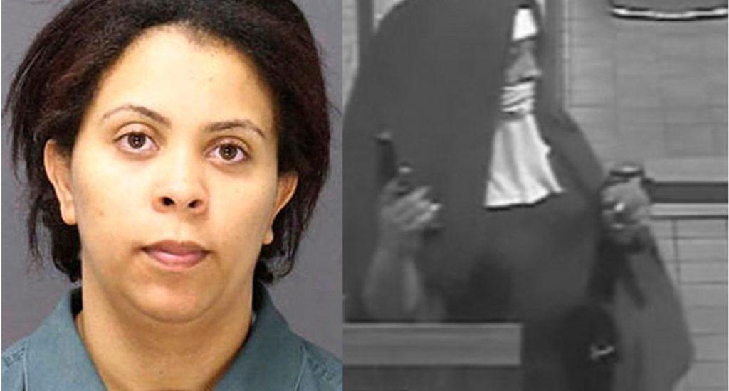 Dominicana se declara culpable por robo a banco vestida de monja en Nueva Jersey