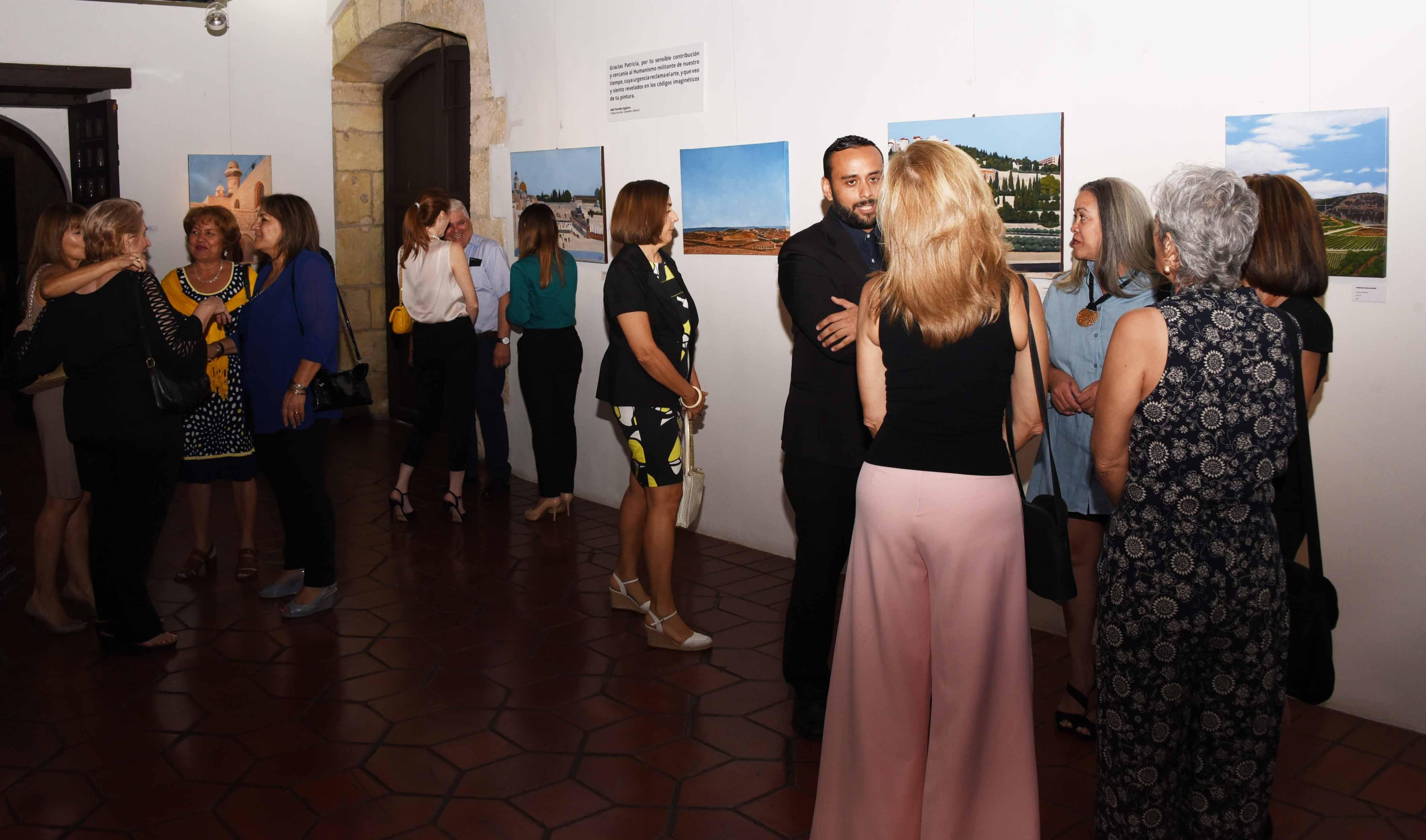 """Exposición """"Tierras prometidas"""" fue inaugurada en el Museo de Las Casas Reales"""