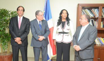 José Ramón Fadul asume como nuevo ministro de Interior y Policía