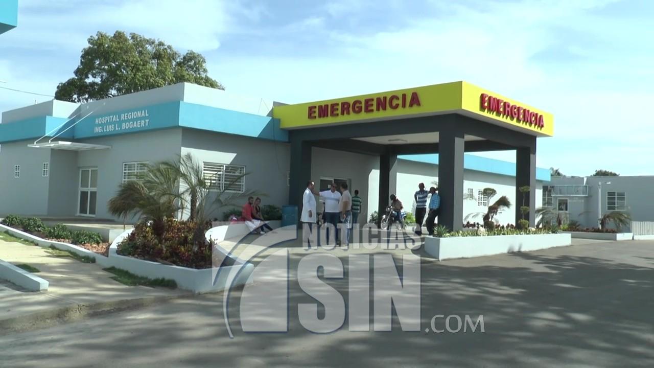 Se cumple paro por 48 horas en hospitales de Valverde