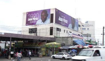 Precandidatos no han retirado vallas publicitarias vencido el plazo dado por JCE