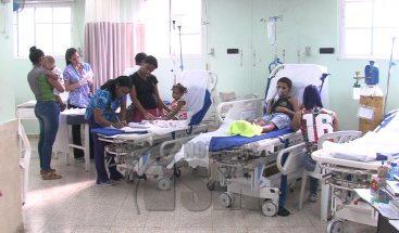 Casos de gripe aumentan en diferentes hospitales de la capital