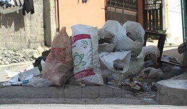 Residentes en Los Guaricanos piden intervenir el sector ante el cúmulo de basura