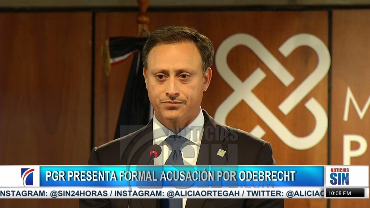 Procuraduría presenta pruebas de acusación formal contra siete implicados en caso Odebrecht