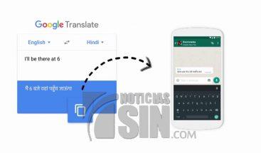 Traductor de Google permitirá trabajar sin necesidad de tener conexión a internet