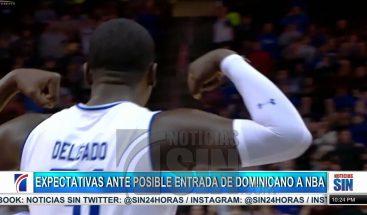 Expectativas ante posible elección de Ángel Luis Delgado al draft de la NBA