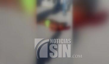 Niño muere atropellado accidentalmente por su padre en Neiba