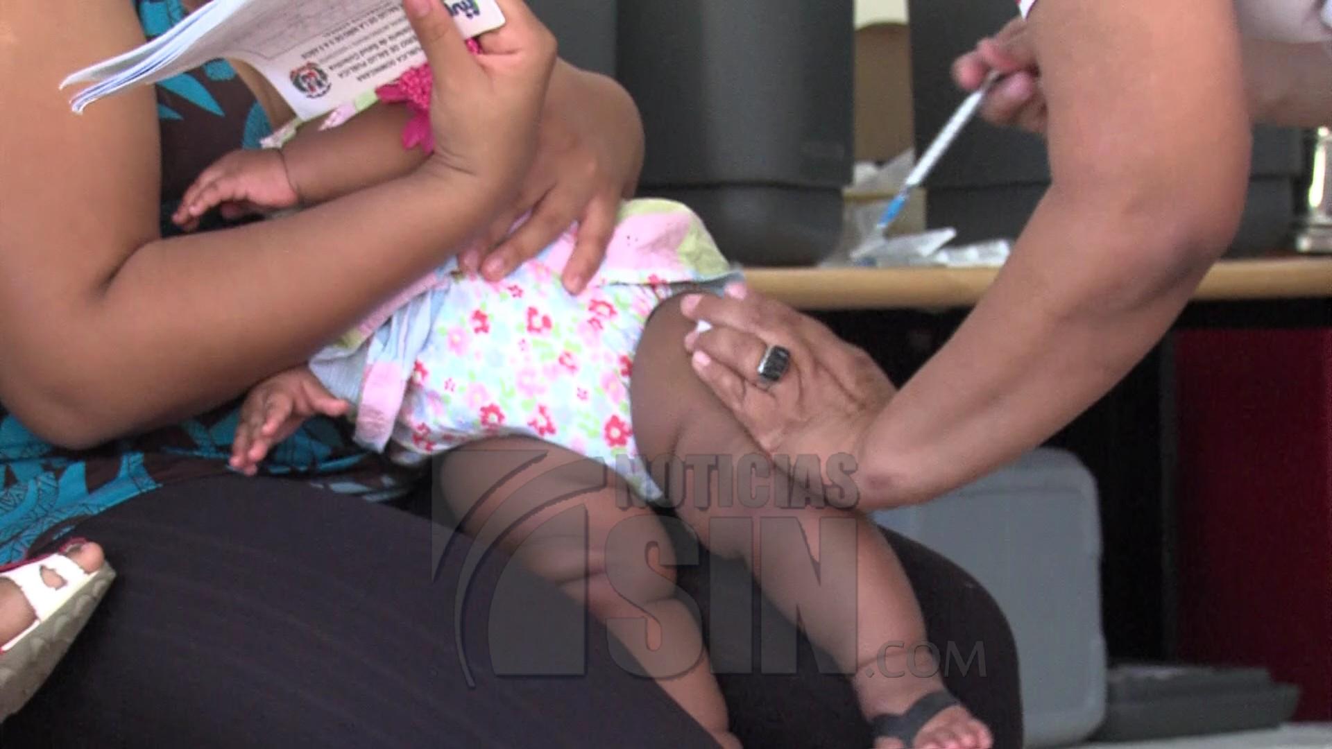 Aumentan los casos de tosferina en el país