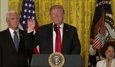 Gobernador de Nueva York presentará una demanda contra Trump