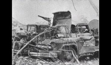 Historia Dominicana: Explosión de El Polvorín, antigua base militar 27 de Febrero