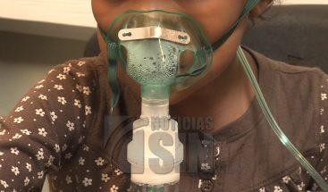 Enfermedades respiratorias podrían aumentar por partículas del polvo del Sahara