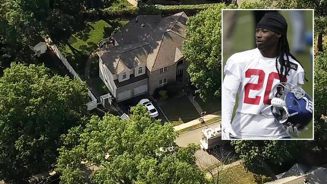 Hallan cadáver en casa de Janoris Jenkisn, jugador de Giants de Nueva York