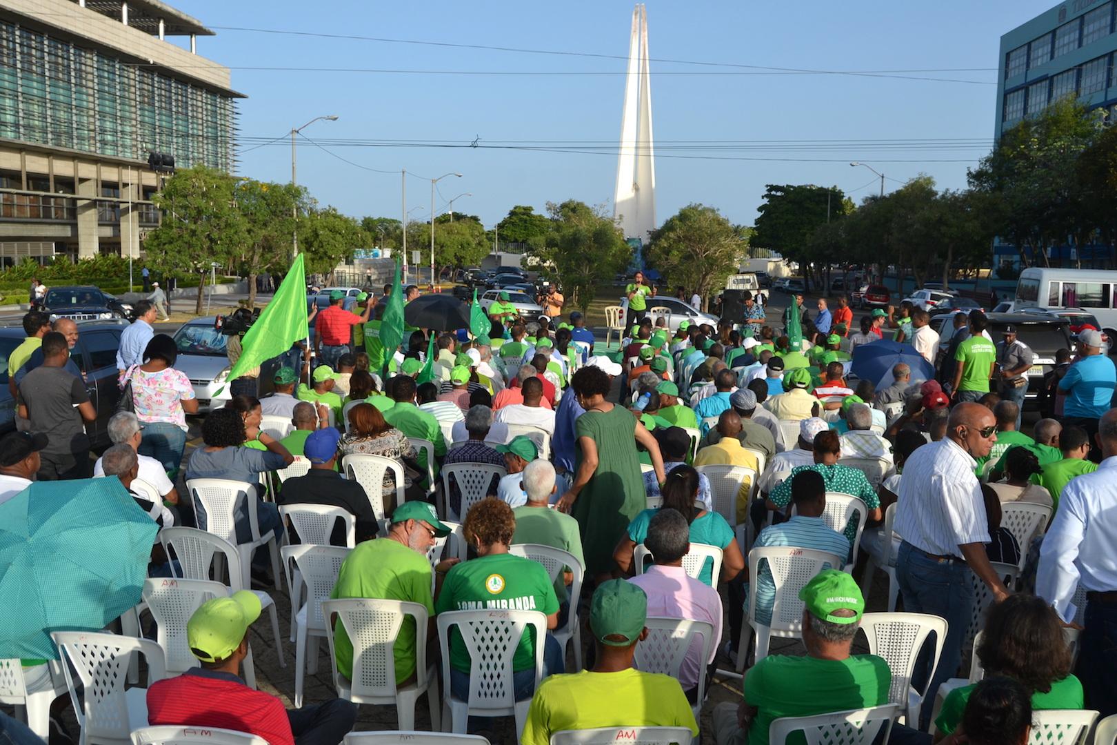 Marcha Verde: Medina y Fernández ejercen control para evitar caso Odebrecht se aplique justicia