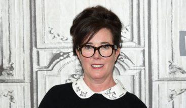 Fallecida diseñadora Kate Spade padecía trastorno bipolar, según hermana