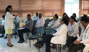 Hospital Ney Arias Lora activa comité de emergencia y desastre ante temporada ciclónica