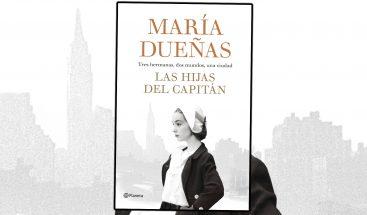 María Dueñas y Bill Clinton entre los autores más vendidos de la semana