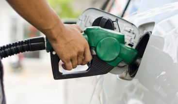 Gasolina sube RD$2.00, gasoil baja RD$1.00 y congelan GLP