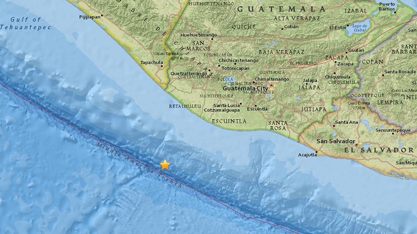 Sismo de 5,2 en Guatemala en medio de la erupción volcánica mortal