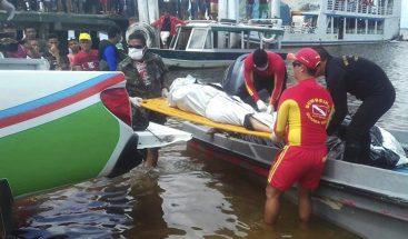 Tres muertos y diez desaparecidos por naufragio de embarcaciones en Brasil