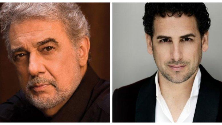 Plácido Domingo y Juan Diego Flórez brillarán en gala previa al Mundial