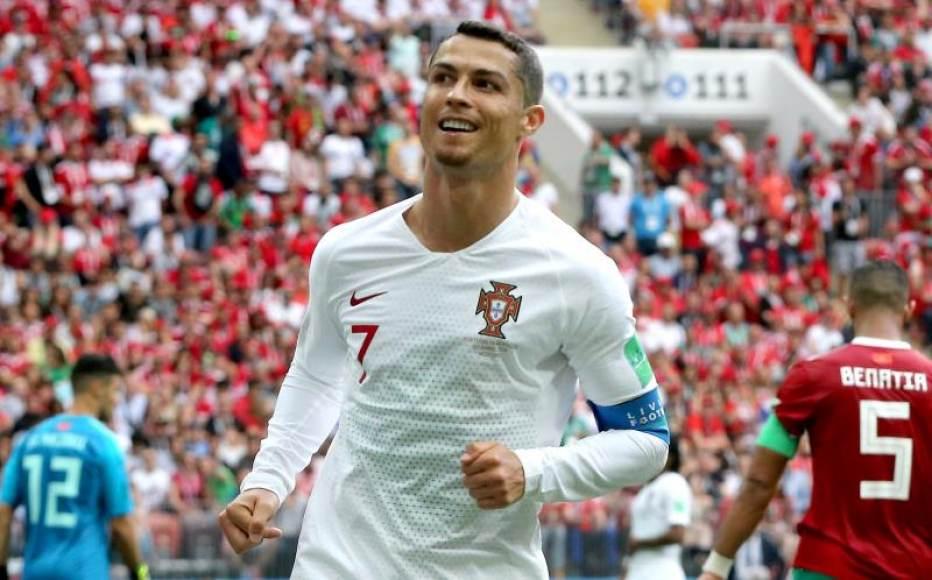 Cristiano Ronaldo, declarado mejor jugador del partido