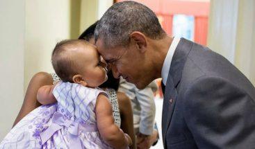 Obama recuerda que si muchos están en EEUU es porque ese país le dio la bienvenida a su familia alguna vez