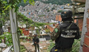 Seis muertos en operación policial contra el narcotráfico en Río de Janeiro