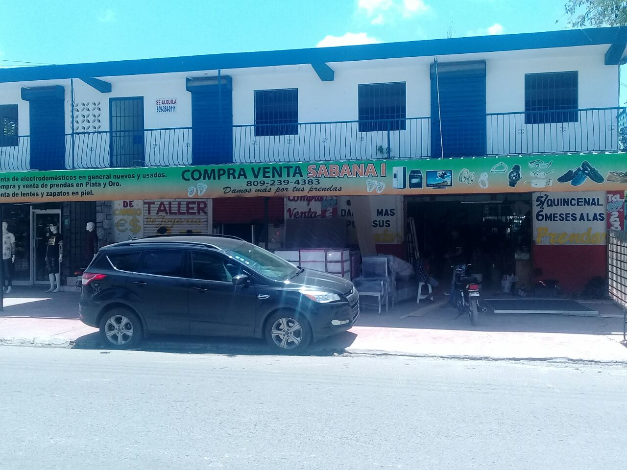 A prisión dos hombres acusados de robo en compraventa en Sabana Perdida