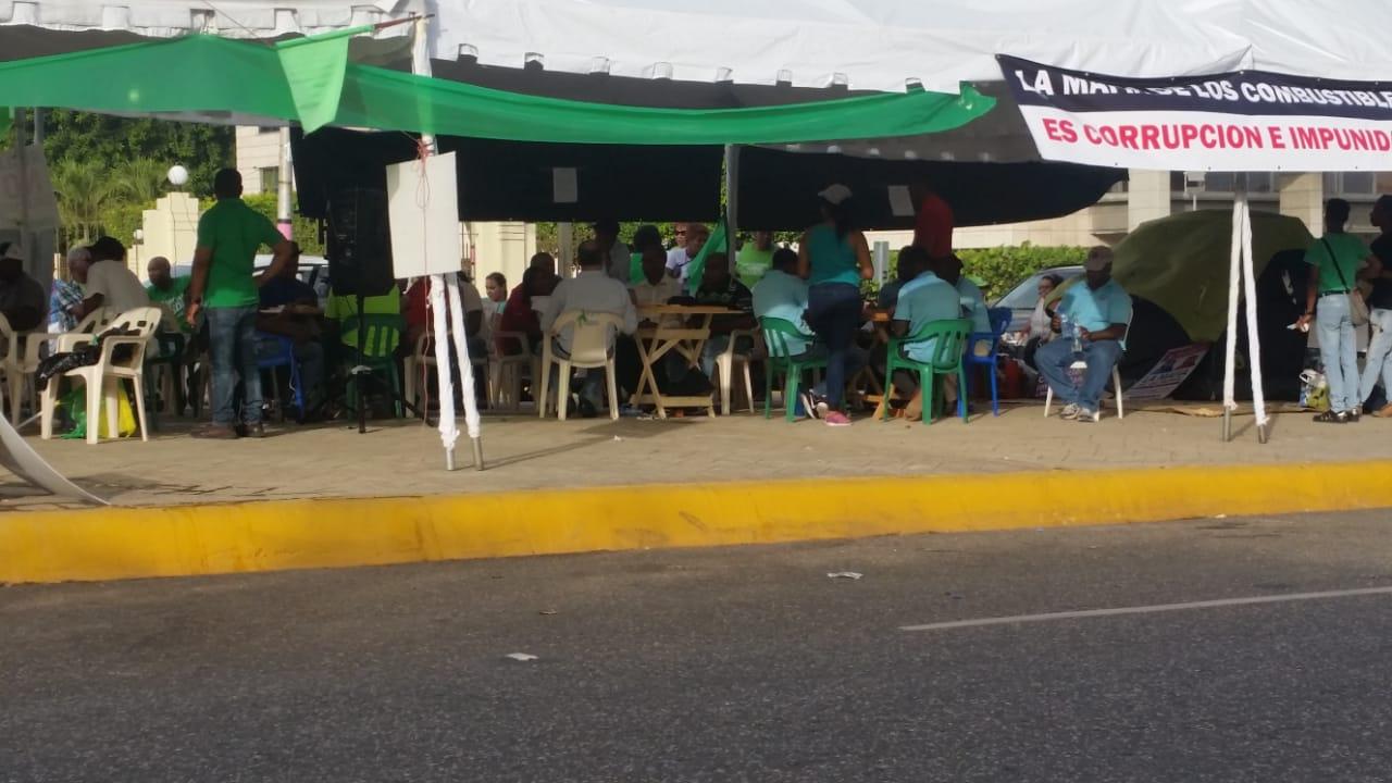 Marcha Verde pide a las autoridades recuperar dinero robado en caso Odebrecht