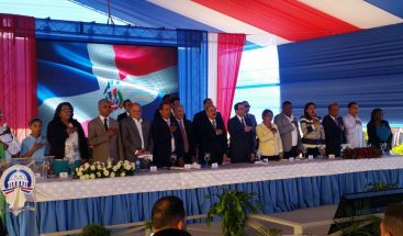 Presidente Medina entrega tres centros educativos en La Romana