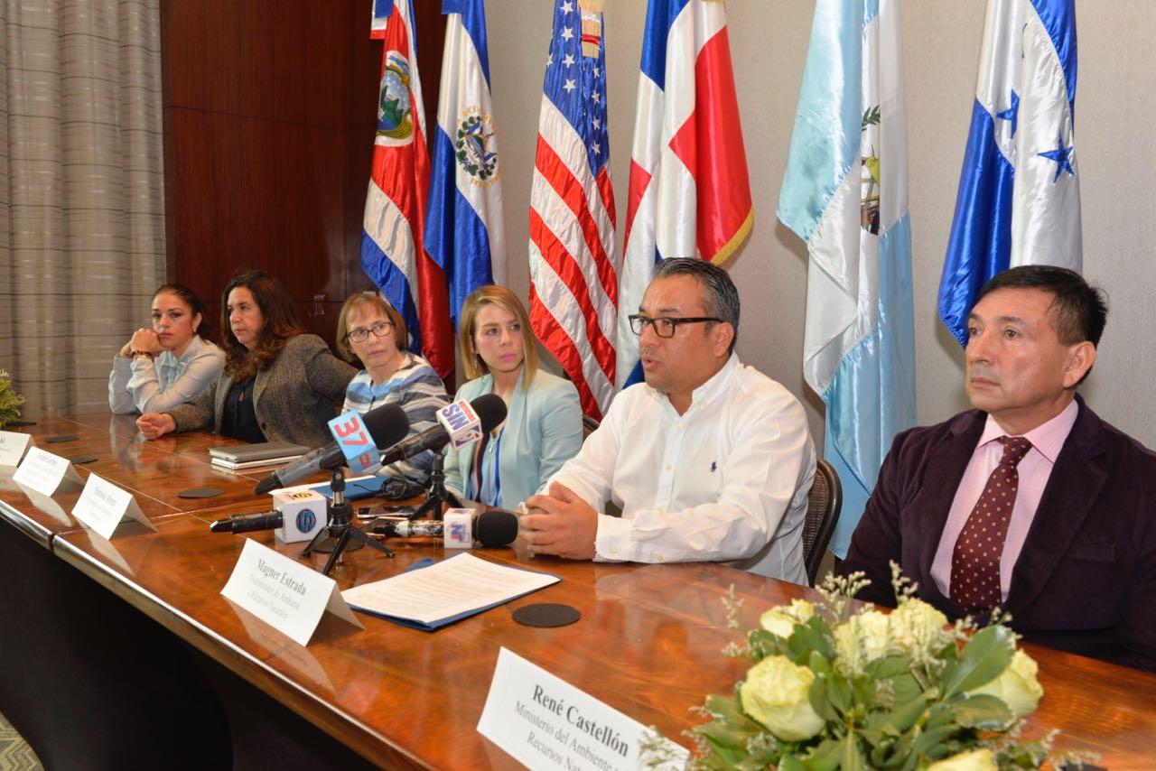 Consejo de Asuntos Ambientales del DR-CAFTA pasa balance a gestión ambiental