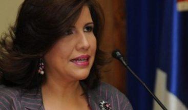 """Margarita Cedeño: """"La mujer no es objeto de nadie"""""""