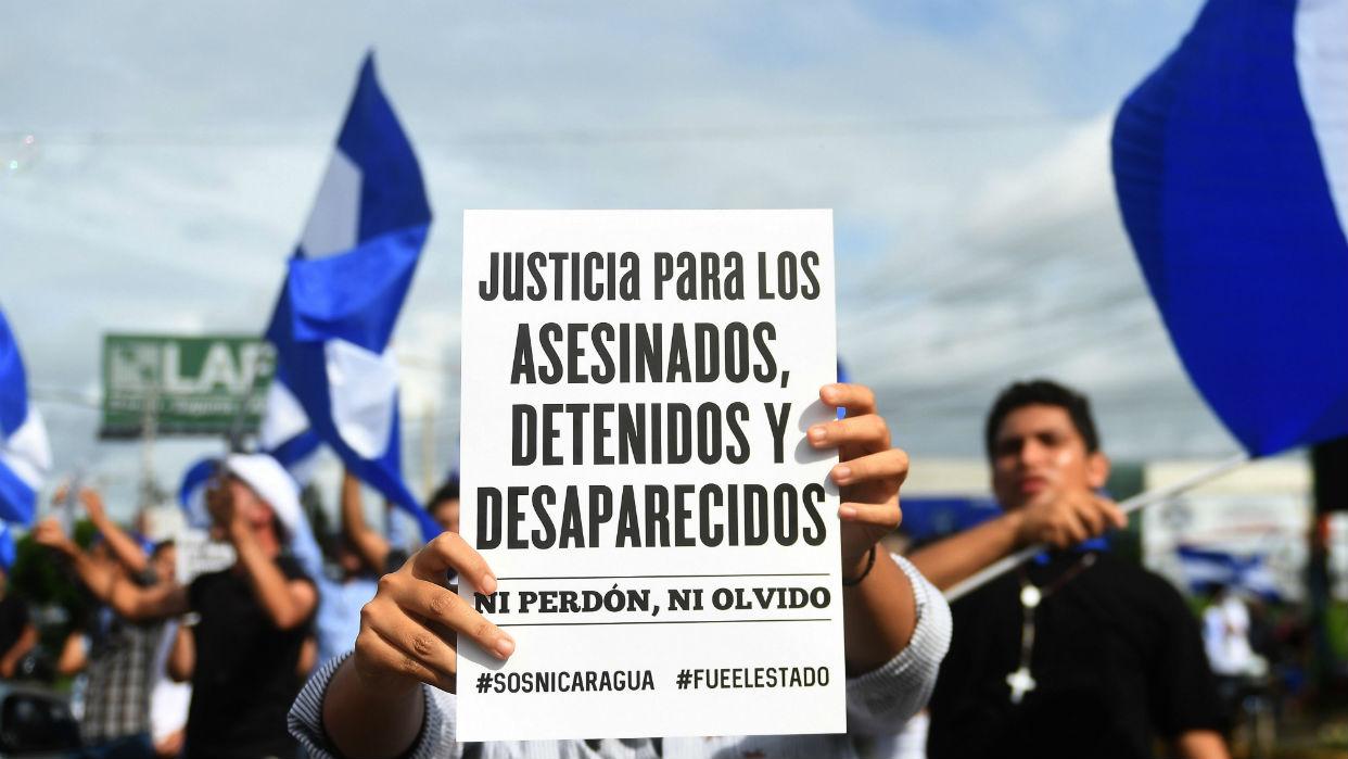 Suspenden mesas de diálogo en Nicaragua por incumplimientos del Gobierno