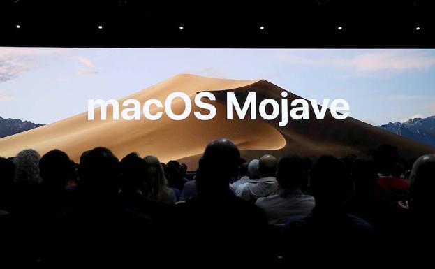 Apple lanza macOS Mojave, nueva versión de sistema operativo para computadora
