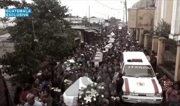Muerte de niño eleva a 70 las víctimas por erupción volcán en Guatemala
