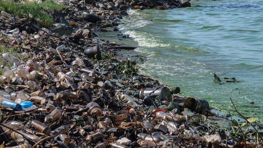 El 80 % de la contaminación de los océanos es producto de la actividad humana