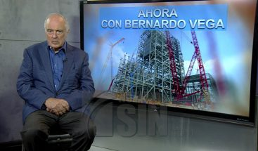 """Bernardo Vega: """"Faltan muchas cosas por definir con relación a la planta Punta Catalina"""""""