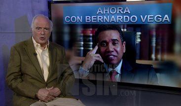 Ahora con Bernardo Vega: ¿Qué tienen los Estados Unidos contra Félix Bautista?