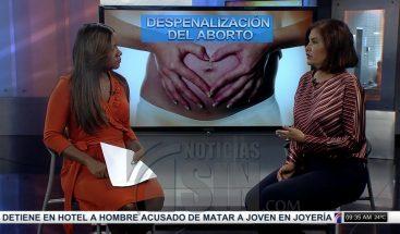 El Botiquín: El aborto ¿crimen o derecho?