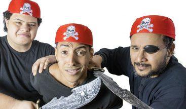 """La obra """"Bucaneras y Piratas"""" trae un verano lleno de diversión para toda la familia"""