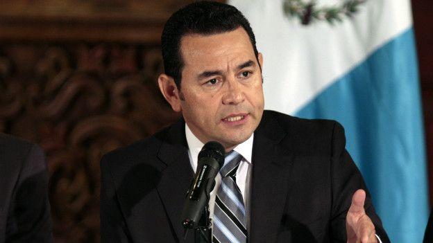 Presidente de Guatemala: Violencia en países miembros del SICA tiene componentes esenciales