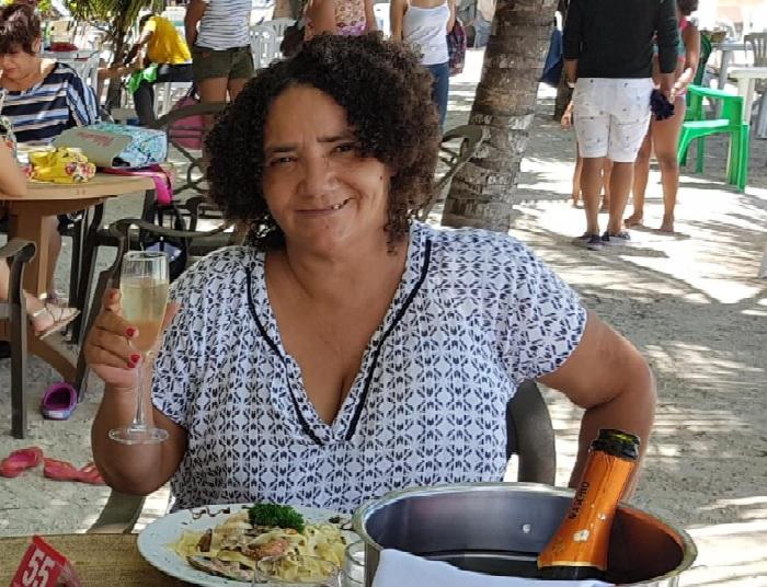 Familiares de la señora Reina Tejada realizan jornada de búsqueda; lleva cinco días desaparecida