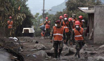 Concluyen las labores de búsqueda en el volcán de Guatemala tras dos semanas
