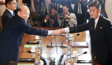 Las dos Coreas harán reuniones de familias separadas del 20 al 26 de agosto