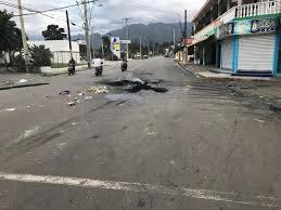 Se cumple primer día de huelga en el municipio de Bonao