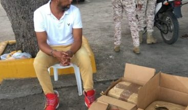 Apresan hombre con 50 libras de Marihuana en Dajabón
