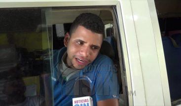 Choferes en Dajabón exigen arreglo de vía que conduce a Santiago Rodriguez