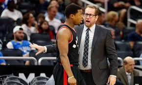 Raptors se deciden por el asistente Nick Nurse como su nuevo entrenador