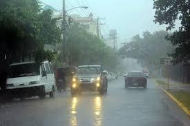 Onamet pronostica aguaceros con tronadas en varias provincias del país