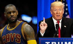 Trump vuelve a ser el centro de atención de las estrellas de la NBA